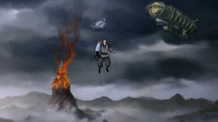 Zaheer escaping with Korra.png