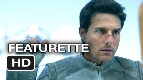 Oblivion Official Featurette 1 (2013) - Tom Cruise Futuristic Movie HD