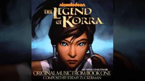 The Legend of Korra End Credits - The Legend of Korra OST