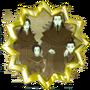 Pintura de la Familia Real de la Nación del Fuego
