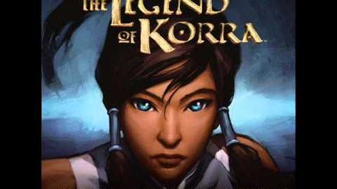 La Leyenda de Korra OST 16 A Peaceful Place