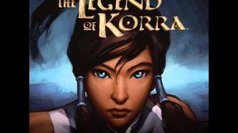 La Leyenda de Korra OST 25 The Legend of Korra End Credits