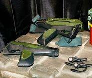 RDA handguns