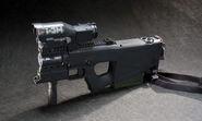 CARB submachine gun static prop big