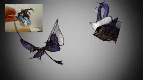 Stingbat - Avatar Work Project