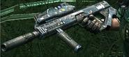 BARRO assault rifle reload 868686