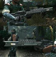 DENT Nail Gun both sides being held-green 976897868