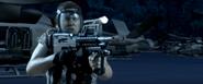 RDA Soldier CARB shotgun night patrol