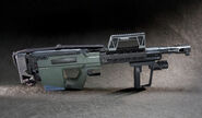 CARB shotgun static prop