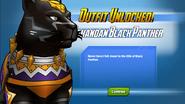 Outfit Unlocked! Wakandan Black Panther