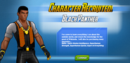 Character Recruited! Black Panther