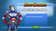 Outfit Unlocked Iron Captain America