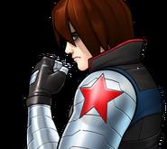 Winter Soldier Rank 3 icon