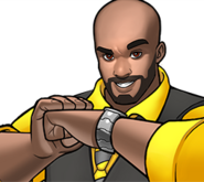 Hero for Hire Luke Cage icon