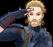 Infinity War Captain America icon