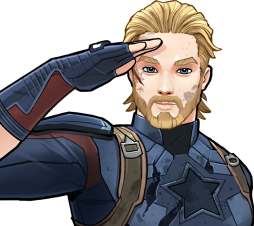 Infinity War Captain America icon.png