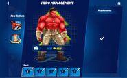 Red Hulk Rank 1 2.0