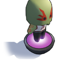 Drax Bobblehead
