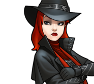 Black Widow Monster Hunter Icon