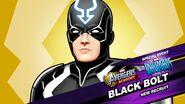 New Recruit Inhumans Event Black Bolt