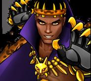 Royal Black Panther Icon