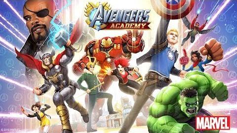Marvel Avengers Academy New Gameplay Tutorial