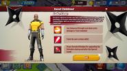 Luke Cage Defenders Event Ad