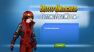 Cutting Edge Widow