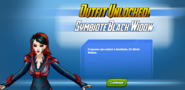 Outfit Unlocked! Symbiote Black Widow