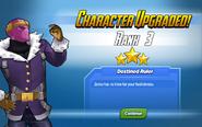Character Upgraded! Baron Zemo Rank 3