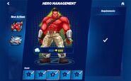 Red Hulk Rank 3 2.0