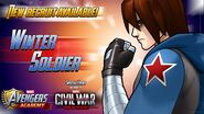 Recruit Available Winter Soldier