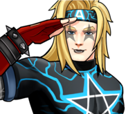 Heavy Metal Captain America icon