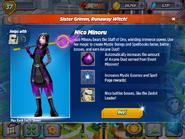 Nico buy screen