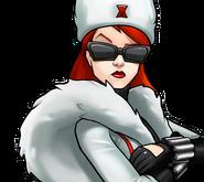 Black Widow Super Spy Icon