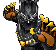 Black Panther Rank 5 icon