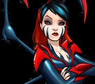 Natasha Romanova (Earth-TRN562) from Marvel Avengers Academy 009