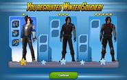 Winter Soldier Ranks