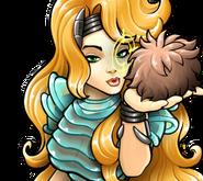Space Warrior Enchantress icon