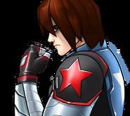 Captain America Winter Soldier Icon