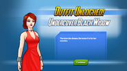 Outfit Unlocked Undercover Black Widow