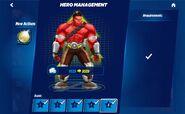 Red Hulk Rank 5 2.0