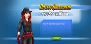 Outfit Unlocked! 1872 Black Widow