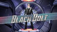 Character Recruited! Black Bolt 2.0