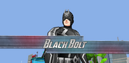 Black Bolt boss