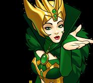 Amora (Earth-TRN562) from Marvel Avengers Academy 009