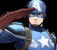 Captain America Rank 5 Icon