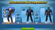 Captain America Ranks