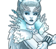 Ice Queen Black Widow icon