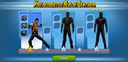 Black Panther Ranks